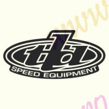 TLD Speed Equipment_Tuning Moto_Cod: MST-050_Dim: 15 cm. x 7 cm.