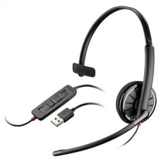 Casti Plantronics Blackwire C315 M Single-Ear PC Headset - Casca PC Plantronics, USB
