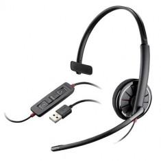 Casti Plantronics Blackwire C315 M Single-Ear PC Headset - Casca PC Plantronics, USB