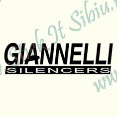 Giannelli Silencers_Tuning Moto_Cod: MST-041_Dim: 15 cm. x 4.2 cm.