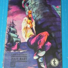 Radu Valentin - Jean Bart - clubul temerarilor nr 32 (06059 - Carte de aventura