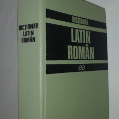 GH.GUTU - DICTIONAR LATIN-ROMAN Editia a III-a