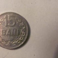 CY - 15 bani 1975 Romania / aluminiu