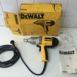 Masina de infiltrat cu inpact DEWALT DW292-qs Noua