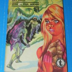 Uhm - fiul hienei - Anca Bursan - clubul temerarilor nr 20 (06058 - Carte de aventura