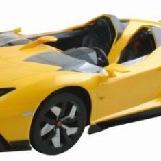 Masinuta cu radiocomanda Lamborghini Aventador J macheta 1:24