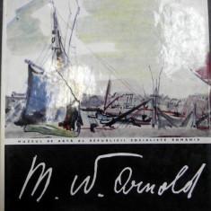M.W. ARNOLD, BUCURESTI 1970 - Carte Istoria artei