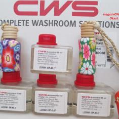 CWS odorizant CWS Guma Turbo SET 4+4 sticlute 15ml - auto - Odorizant Auto