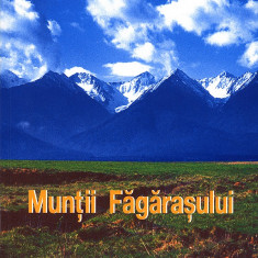 Bel Alpin Ghid Turistic/Harta Muntii Fagaras - Harta Turistica
