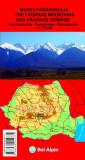 Bel Alpin Harta Muntii Fagarasului