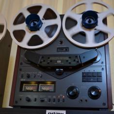 AKAI GX 635D --Black-- TOP vintage - Magnetofon