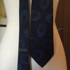 Cravata GIORGIO ARMANI matase - 2, Culoare: Din imagine