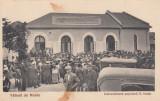VALENII DE MUNTE  UNIVERSITATEA POPULARA N.IORGA  FONDATA IN 1903  CIRC.AUG.1937, Circulata, Printata