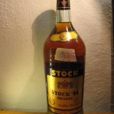 Brandy Stock 84,, l. 1 gr. 38 - noi fabrici în Polonia - Cognac