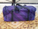 Purple Line / geanta voiaj 64 x 26 x 29 cm