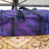 Purple Line, geanta voiaj 64 x 26 x 29 cm