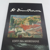 ȘTEFAN DIMITRESCU- CLAUDIU PARADAIS/ ALBUM ARTĂ/ 1978