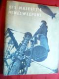 Publicatie Propaganda Militara - Razboi Mondial II Anglia 1943-Vanatorii de Mine