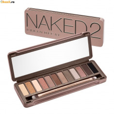 Trusa Fard Make-Up machiaj NAKED 2 Urban Decay Pro - Trusa make up