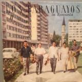 LOS PARAGUAYOS in ROMANIA (EDE 095/ELECTRECORD) - VINIL/IMPECABIL/DISC RAR