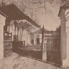 VALENII DE MUNTE CASA DOMNULUI PROFESOR NICOLAE IORGA - Carte Postala Muntenia dupa 1918, Necirculata, Printata