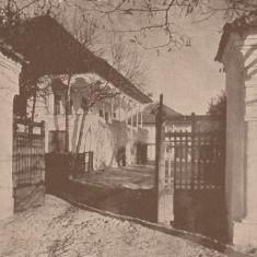 VALENII DE MUNTE, CASA DLUI PROFESOR NICOLAE IORGA - Carte postala tematica, Necirculata, Printata