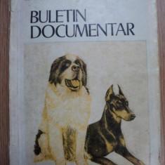 BULETIN DOCUMENTAR - Carte Biologie