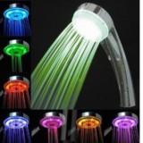 Cap dus cu LED Multicolor 7 culori - Para dus