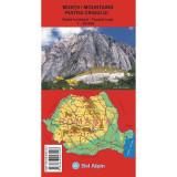 Bel Alpin Harta Muntii Piatra Craiului Ed. a 4-a