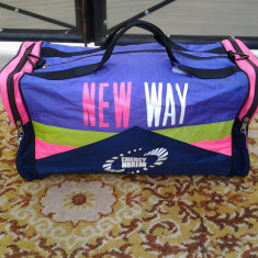 New Way Energy Return, geanta voiaj 55 x 25 x 30 cm