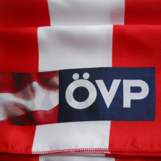 HOPCT FULAR AUSTRIA OPV PARTIDUL POPULAR AUSTRIAC /PARTIDE POLITICE !!!! - Fular fotbal, De club