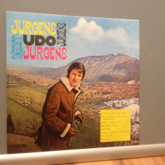 UDO JURGENS - THE ALBUM(EDD 1233/ELECTRECORD)- VINIL/IMPECABIL - Muzica Dance