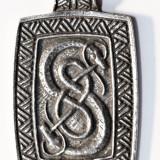 Pandantiv viking Şerpii din Urnes - Pandantiv fashion