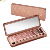 Trusa Fard Make-Up machiaj NAKED 3 Urban Decay Pro