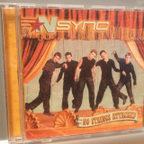 NSYNC - NO STRINGS ATTACHED (2000/ZOMBA/UK) - CD/ORIGINAL