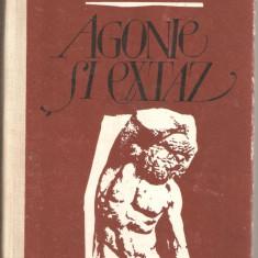 Irving Stone-Agonie si Extaz - Roman, Anul publicarii: 1990