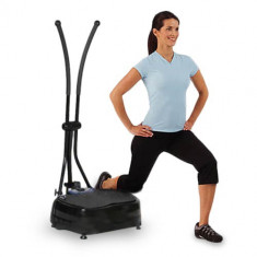 Placă Vibrantă VPower Pro - Aparat multifunctionale fitness