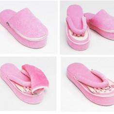 Papuci Pedichiură din Spumă Memorie - Papuci dama