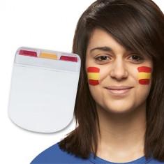 Vopsea de Faţă Steagul Spaniei