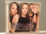 ATOMIC KITTEN - RIGHT NOW - BEST OF(2001/VIRGIN/HOLLAND) - CD/ORIGINAL/POP-DANCE, virgin records