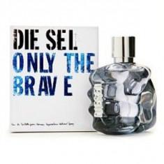 Diesel Only The Brave EDT 75 ml pentru barbati - Parfum barbati Diesel, Apa de toaleta