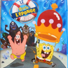 Vind un disc blue ray original : Bob the Sponge - Film animatie paramount, BLU RAY, Engleza