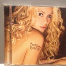 SHAKIRA - LAUNDRY SERVICE (2001/SONY/AUSTRIA) - CD+DVD BOX SET/ORIGINAL, Columbia