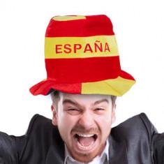 Pălărie de Fotbal I Love Spain cu Steagul Spaniei - Sepca/Palarie
