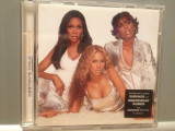DESTINY'S CHILD - SURVIVOR (2001/COLUMBIA/AUSTRIA) - CD APROAPE NOU /ORIGINAL