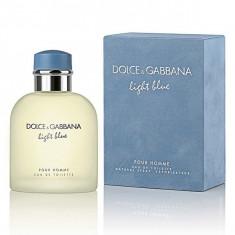 Dolce & Gabbana - LIGHT BLUE HOMME edt vapo 40 ml - Parfum barbati Dolce & Gabbana, Apa de toaleta