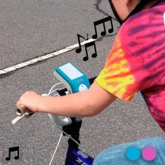OUTLET Difuzor pentru Biciclete (Lichidare) - Blugi dama, Culoare: Albastru, Mov