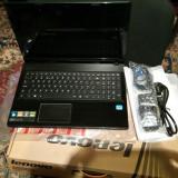 Laptop Lenovo IdeaPad G500 i3-3110M 500GB 4GB HDMI impecabil, Diagonala ecran: 15, Intel Core i3