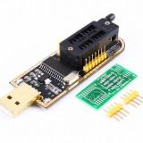 Programator memorii eeprom / flash 24/25 CH341A