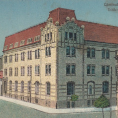 CLUJ, CAMINUL STUDENTESC DIAK - MENZA, CIRCULATA - Carte Postala Transilvania dupa 1918, Printata, Cluj Napoca